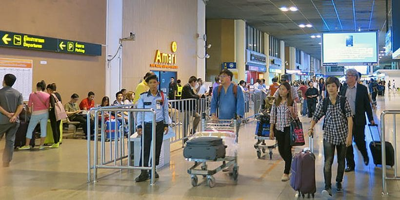 'Charm Offensive' awaits at Don Mueang for Chinese passengers | The Thaiger
