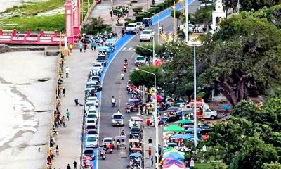 Prachuap Khiri Khan's 9.6 million baht blue car park | The Thaiger