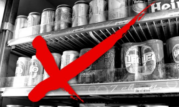 Alcohol sales banned October 24 | The Thaiger