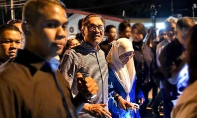 Anwar one step closer to taking over from Malaysian PM | The Thaiger
