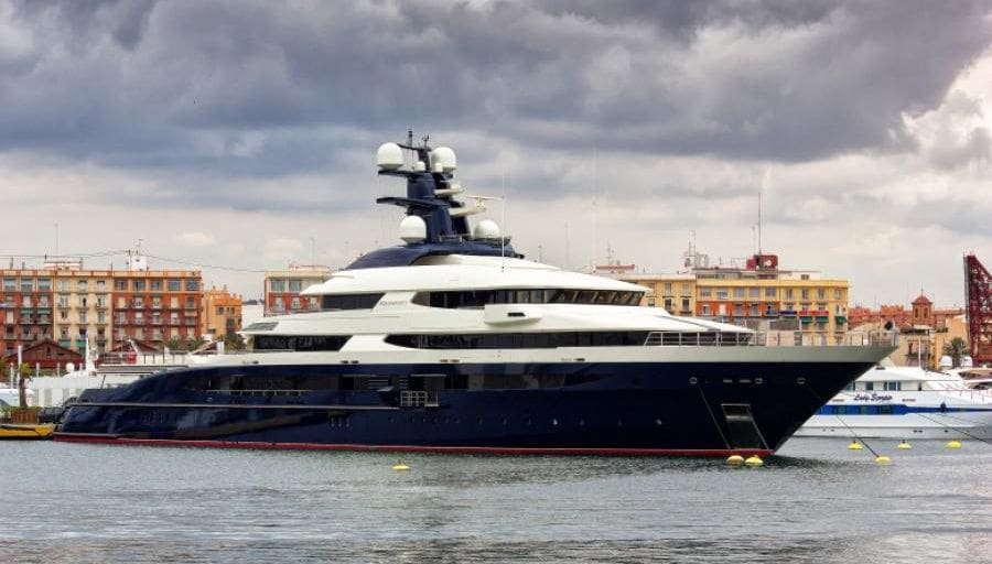 Superyacht going cheap - 1MDB investigators auction off seized boat | News by The Thaiger