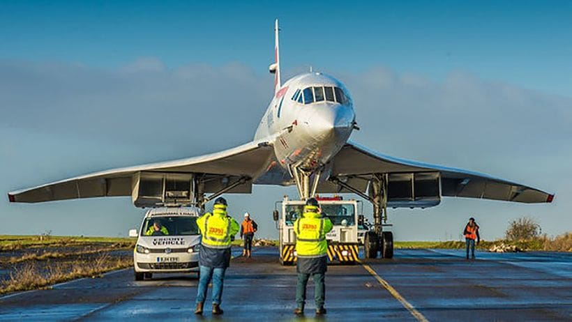 London to New York in under 4 hours - Will there ever be another Concorde? | News by Thaiger