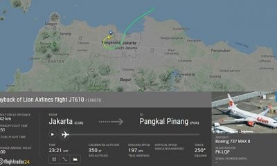 Missing Lion Air 737 – UPDATE | The Thaiger