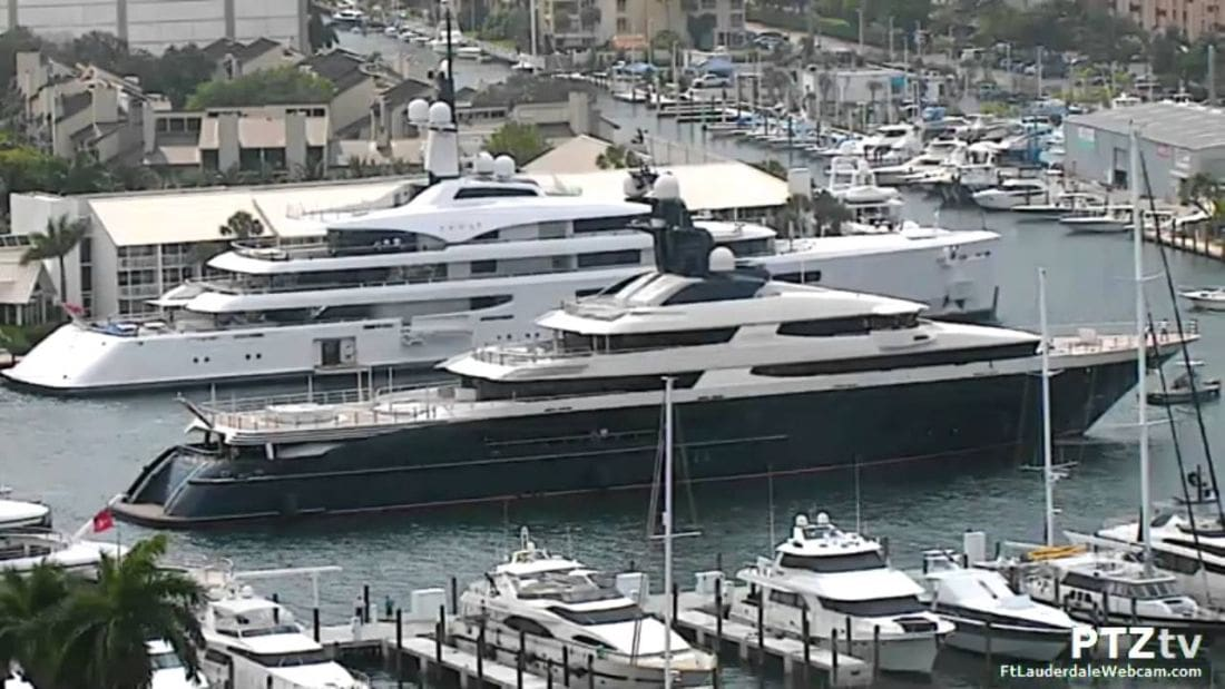 Superyacht going cheap – 1MDB investigators auction off seized boat | The Thaiger