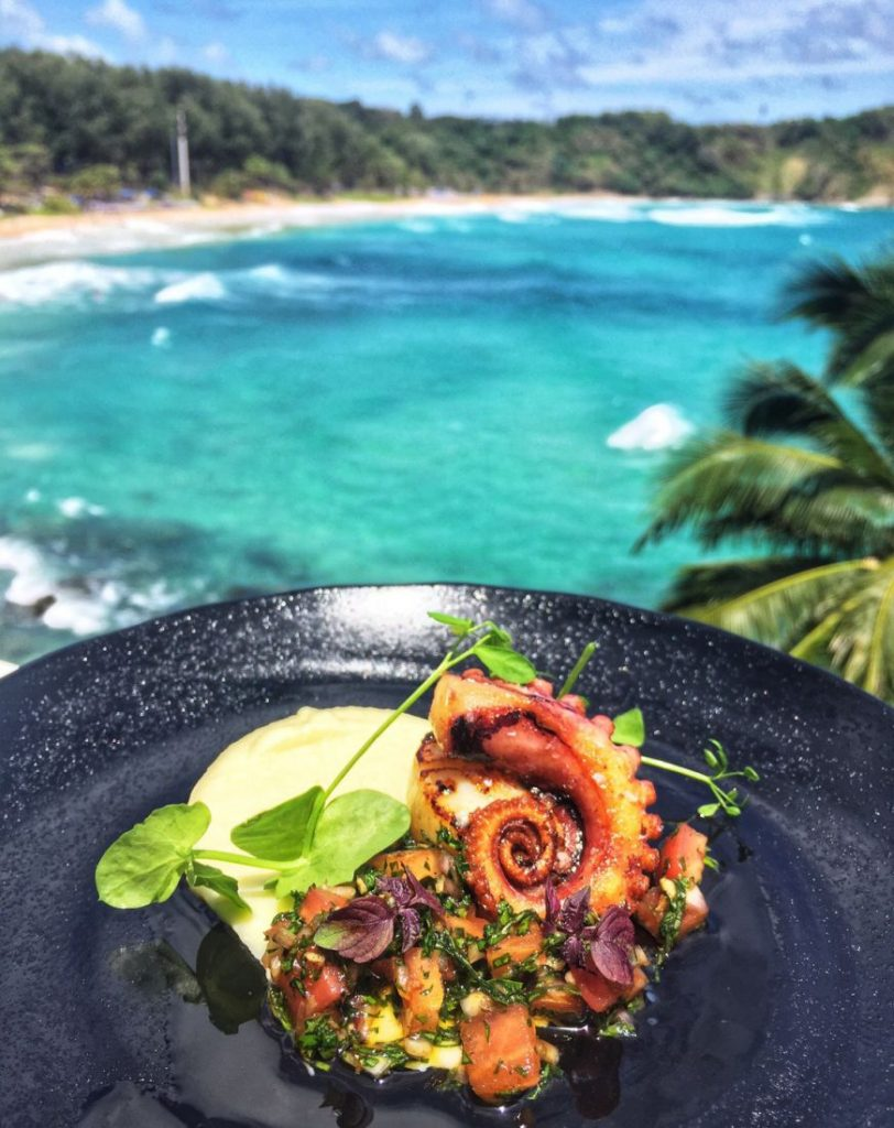 New rooftop dining experience overlooking the Andaman at The Nai Harn | News by The Thaiger