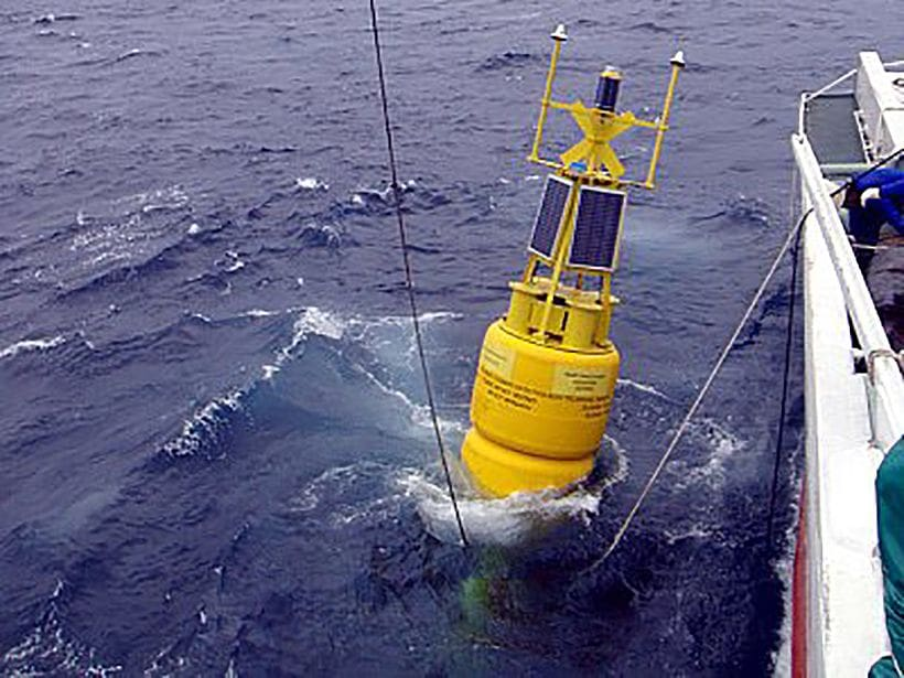 One of two tsunami warning buoys not working since October last year | The Thaiger