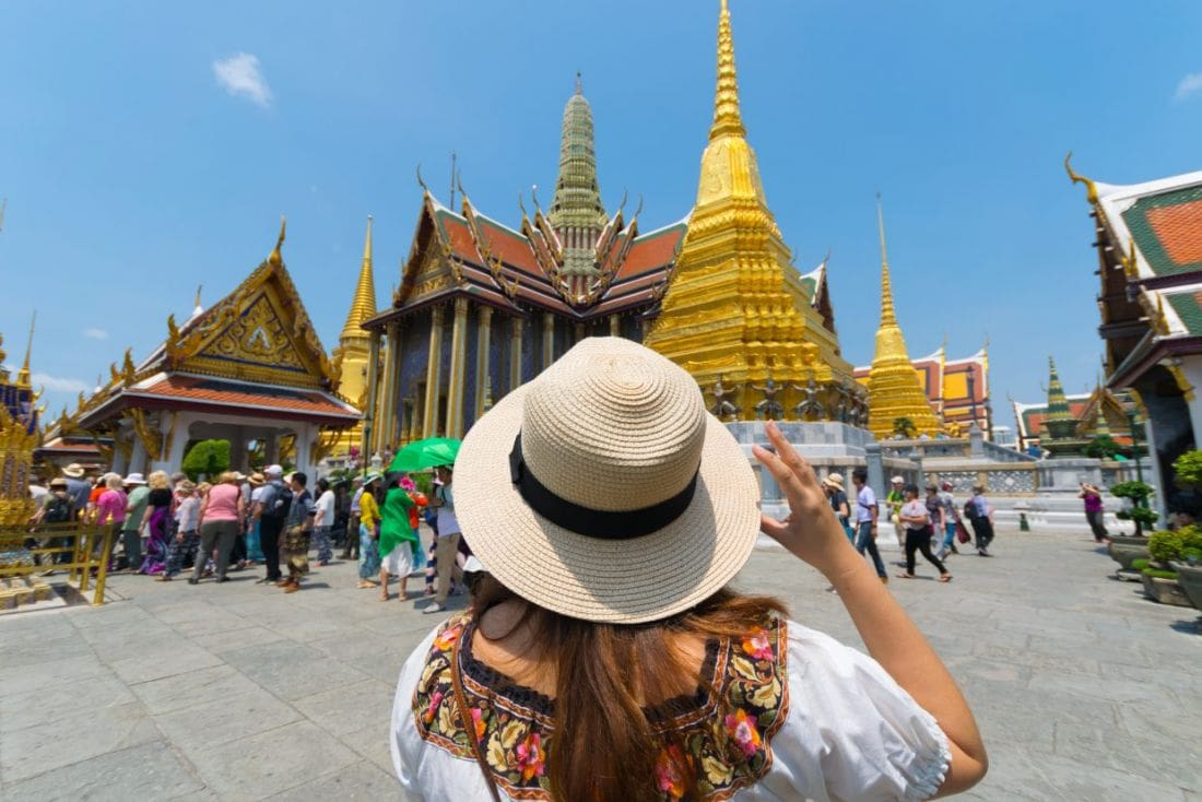 TAT tap into Big Data to assist tourists   The Thaiger