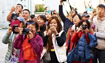 Japan tops Thailand as Chinese tourists' top choice for Golden Week | The Thaiger