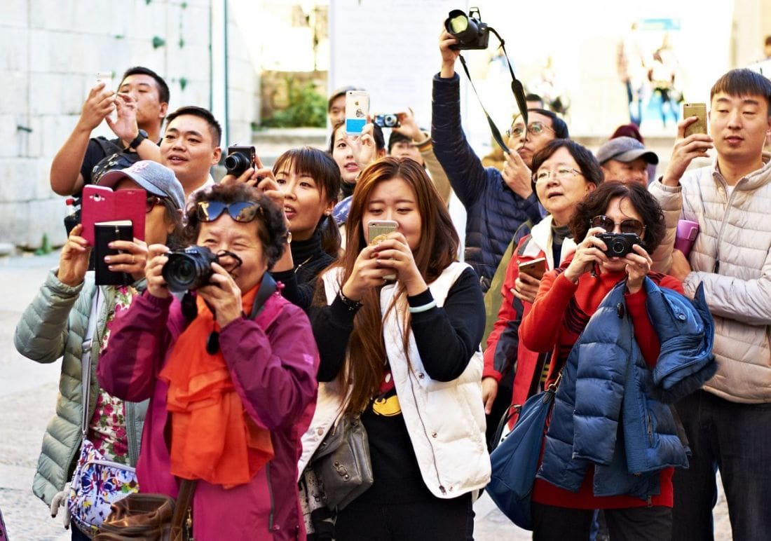 Japan tops Thailand as Chinese tourists' top choice for Golden Week   The Thaiger