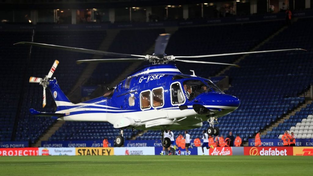 Leicester fans mourn Thai boss killed in helicopter crash   News by The Thaiger