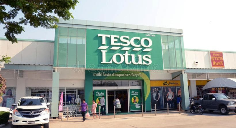 "Tesco Lotus ""We haven't sacked 30-50% of our staff"" 