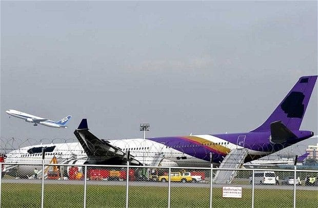 Restoring faith to the national airline | News by The Thaiger