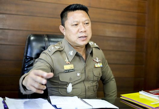 Phuket Police officer transferred after gambling den raid | News by The Thaiger