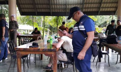 French couple get lost in the Krabi mountains | The Thaiger