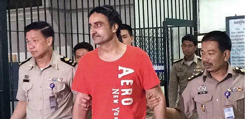 Pakistani terror suspect arrested in Pattaya   The Thaiger