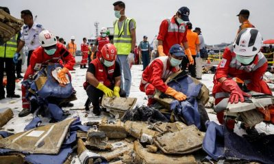 Crashed Lion Air 737 had damaged air-speed indicators | The Thaiger
