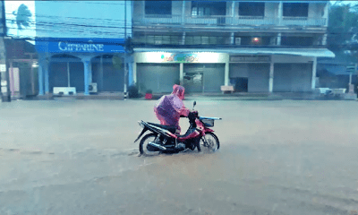 Prachuap Khiri Khan floods trigger evacuations | The Thaiger