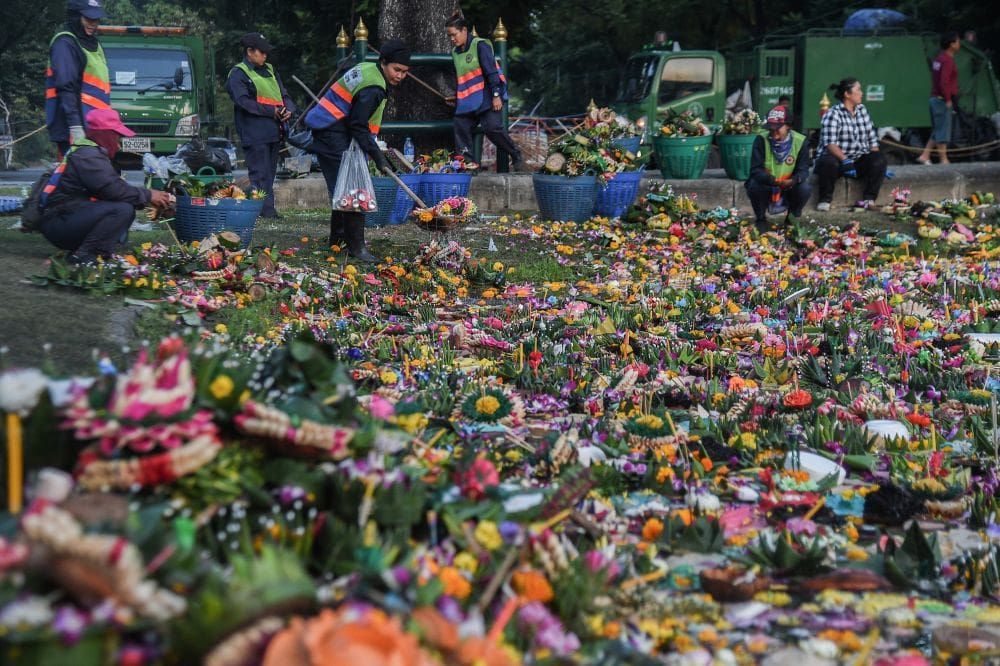 The Great Krathong Clean-up | The Thaiger