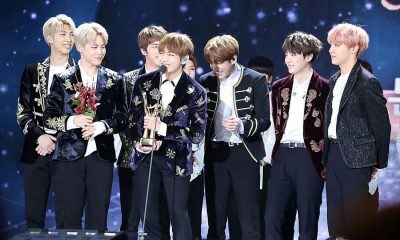 'BTS' K-pop group denounced by Jewish human rights organisation | Thaiger