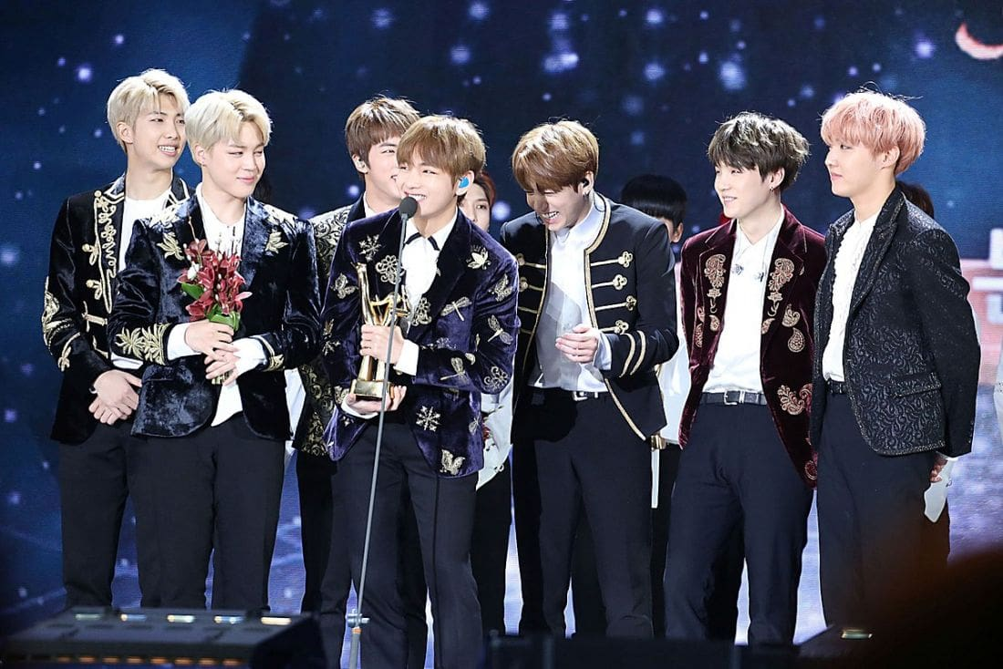 'BTS' K-pop group denounced by Jewish human rights organisation | The Thaiger