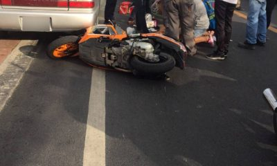 Korean man ran over by truck in Phuket accident | The Thaiger