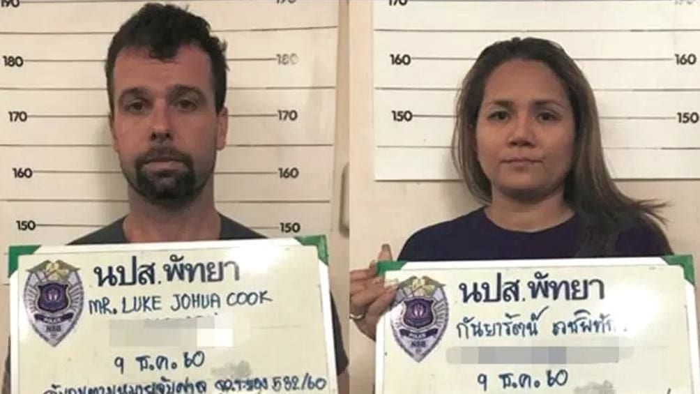 Australian sentenced to death in Thailand on drug smuggling charges   The Thaiger