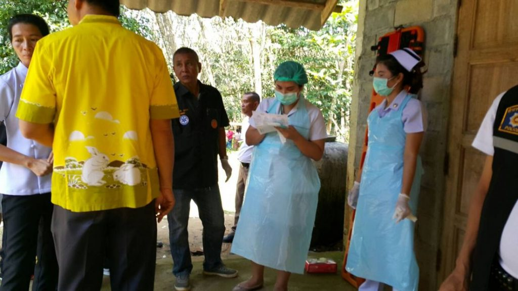Man kills wife and holds two children hostage in Krabi | News by Thaiger