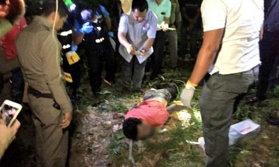 Big drug dealer killed in Krabi | The Thaiger