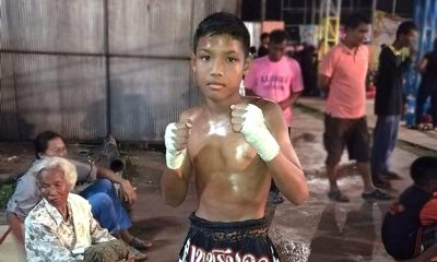 13 year old Muay Thai fighter dies from head injuries | The Thaiger