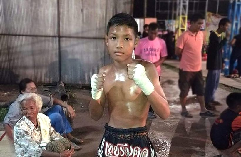 13 year old muay thai boxer's mother mourns the loss of her son | News by The Thaiger