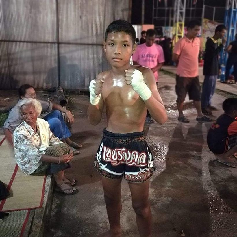 13 year old Muay Thai fighter dies from head injuries | News by Thaiger