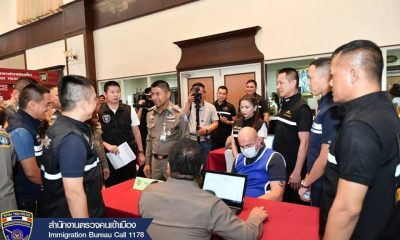 Wanted UK brothers arrested during a raid in Chonburi   The Thaiger