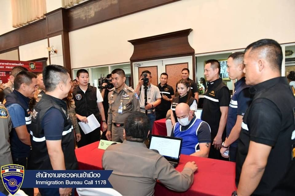 Wanted UK brothers arrested during a raid in Chonburi | The Thaiger