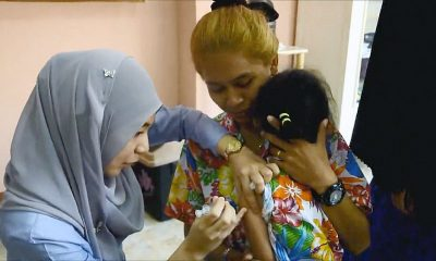 Narathiwat officials swing into action to combat deadly measles outbreak   The Thaiger