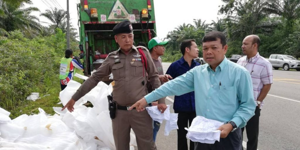 Action taken on Krabi Hotel for dumping garbage | News by The Thaiger