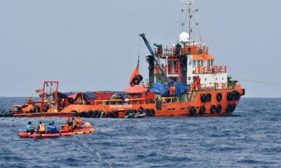 Indonesian rescue teams call off search for passengers of Lion Air flight | The Thaiger