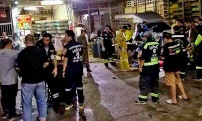 One dead in Burmese migrants' Bangkok brawl | The Thaiger