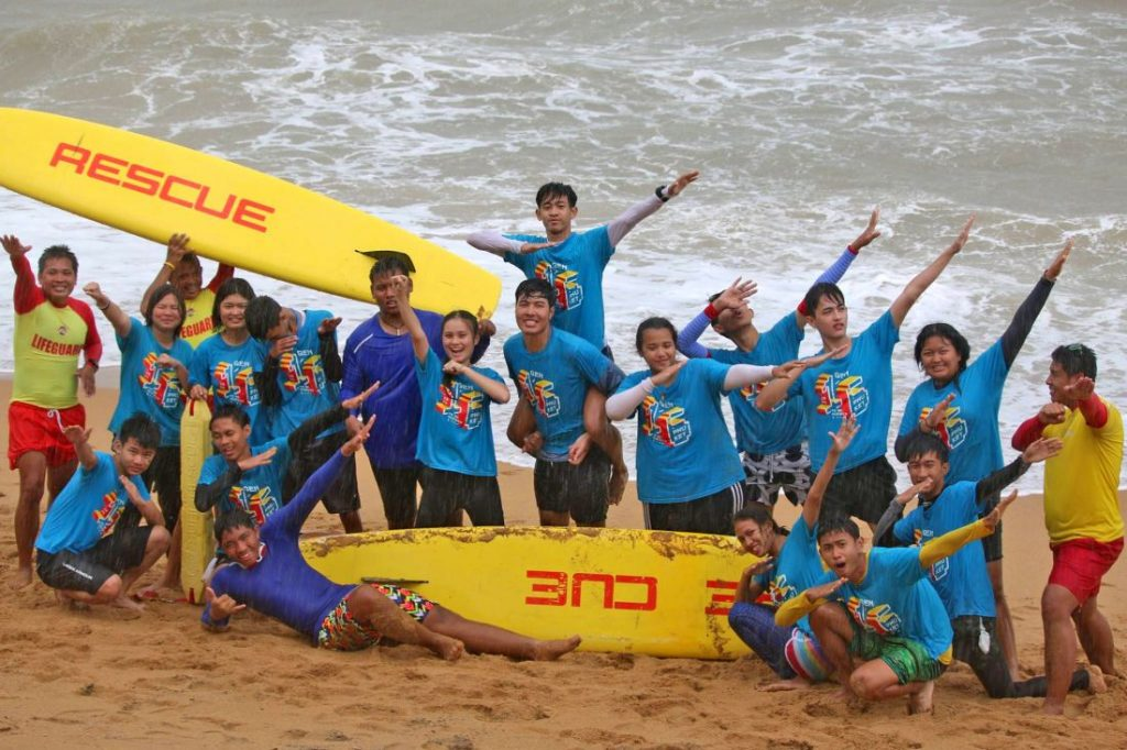 9 years of providing Phuket's lifeguards comes to an end | News by The Thaiger