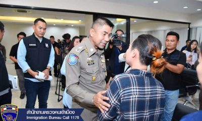 """Surachate Hakparn is the """"People's Policeman"""" 
