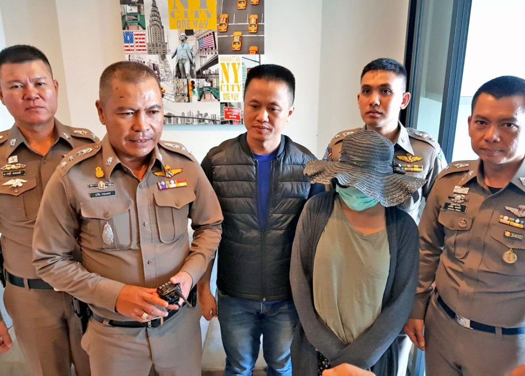 Pattaya police track down property scammer | News by The Thaiger