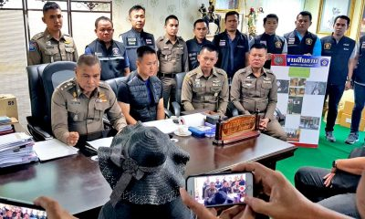 Pattaya police track down property scammer   The Thaiger