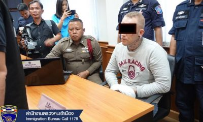 Blacklisted Swede arrested in Phuket   | The Thaiger
