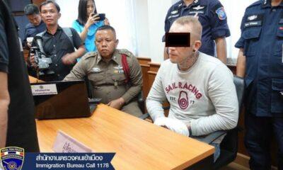 Blacklisted Swede arrested in Phuket  | The Thaiger