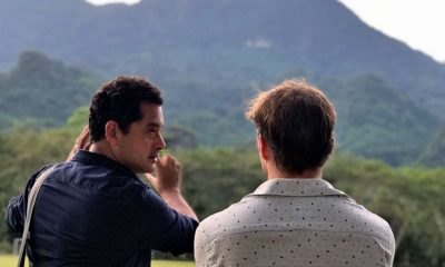 """Shooting begins on """"The Cave, Nang Non"""" film 