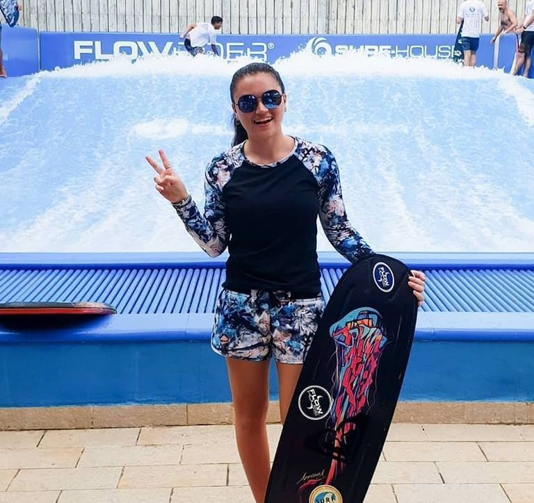 Phuket's world champion flow-boarder is back in town | News by The Thaiger
