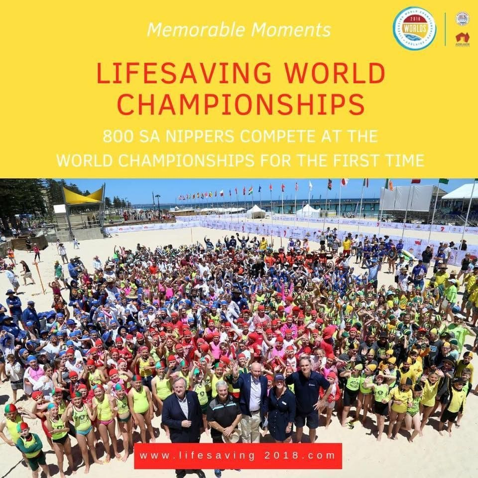 Phuket joined the Life Saving World Championship 2018 in Australia | News by Thaiger