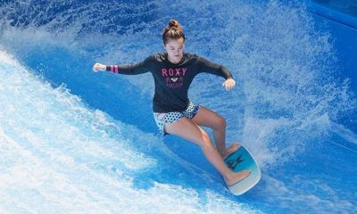 Annissa Flynn – Pro women's World Flowboarding Champion | The Thaiger