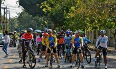 Thousands of Phuketians sign up for 'Bike Un Ai Rak'   The Thaiger