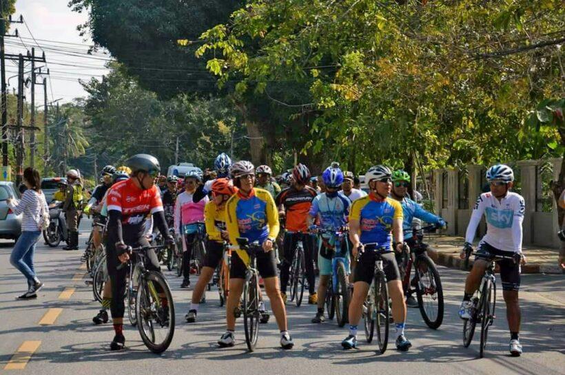 Thousands of Phuketians sign up for 'Bike Un Ai Rak' | The Thaiger