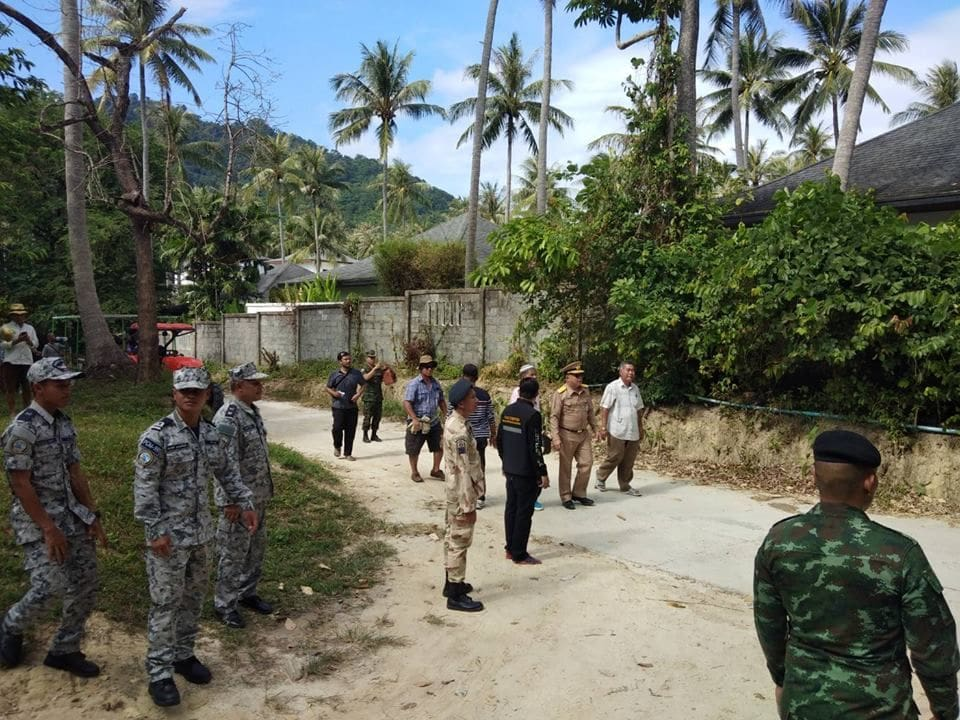 Officers inspect Koh Racha in public access complaint | News by Thaiger
